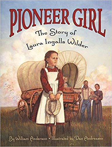 Pioneer girl book laura ingalls